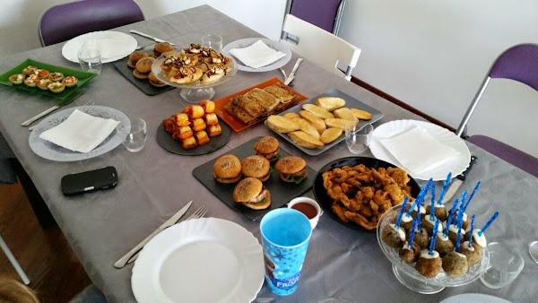 Comida para invitados cocinar en casa es for Comida rapida para invitados