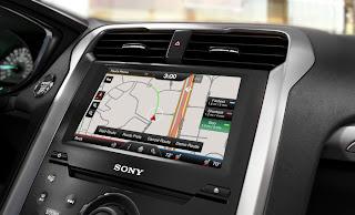 La navigation intérieur de la 2013 ford fusion montréal, québec une occasion, usagé après automne 2012