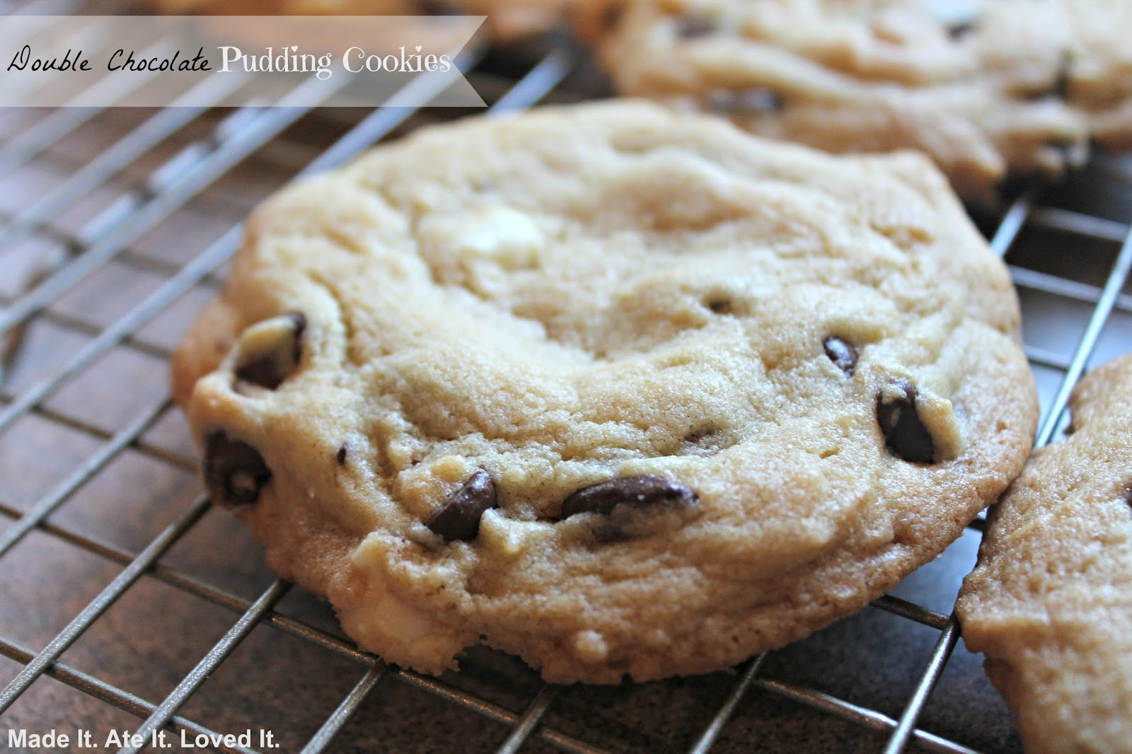 Double Chocolate Chip Pudding Cookies Recipes — Dishmaps