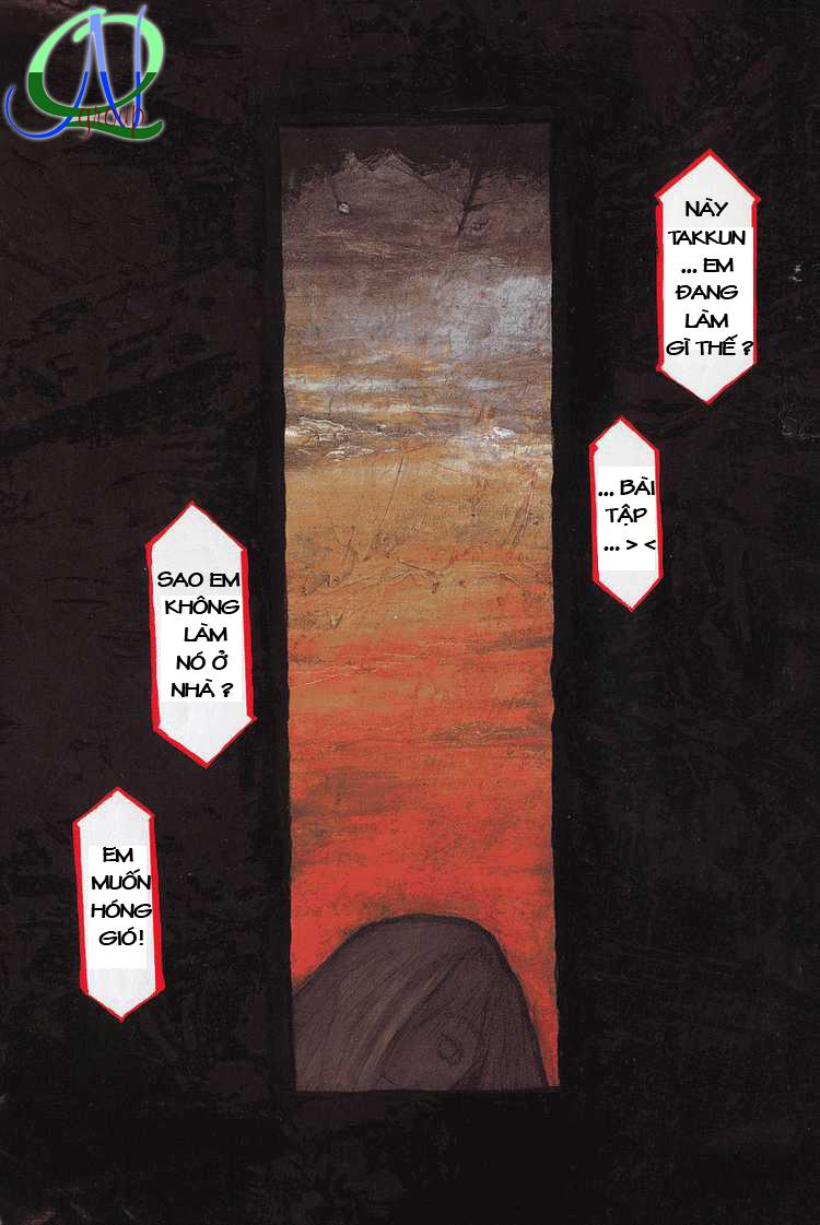 Furi Kuri chap 1 - Trang 1