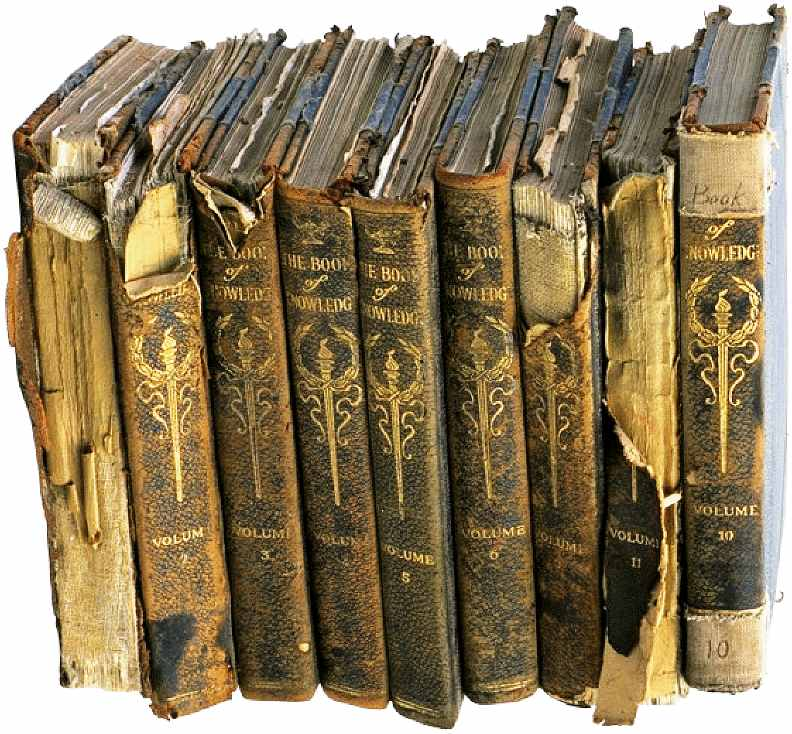 what a beautiful feeling: Old Books