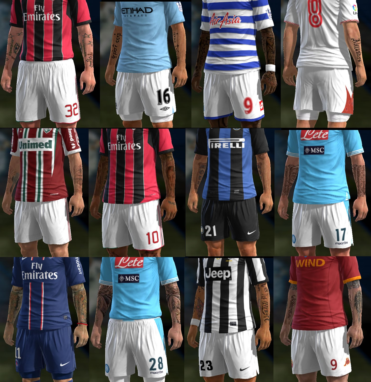 Pes 2009 patch 2014 expo v10