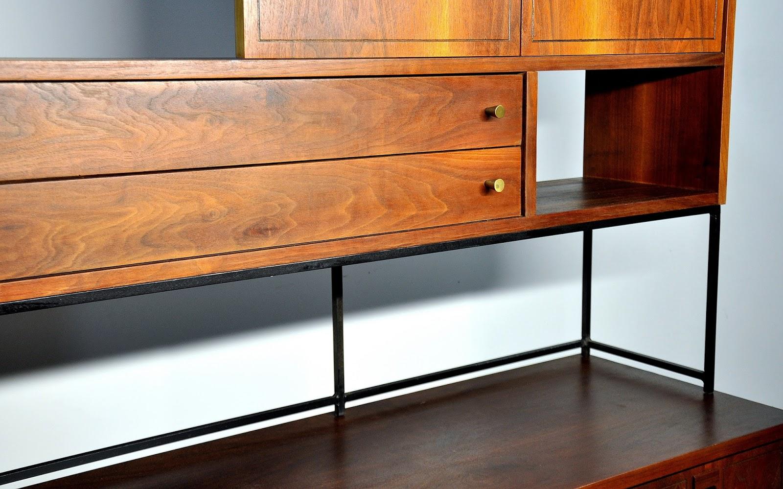Select Modern Stanley Furniture Credenza Bar Room