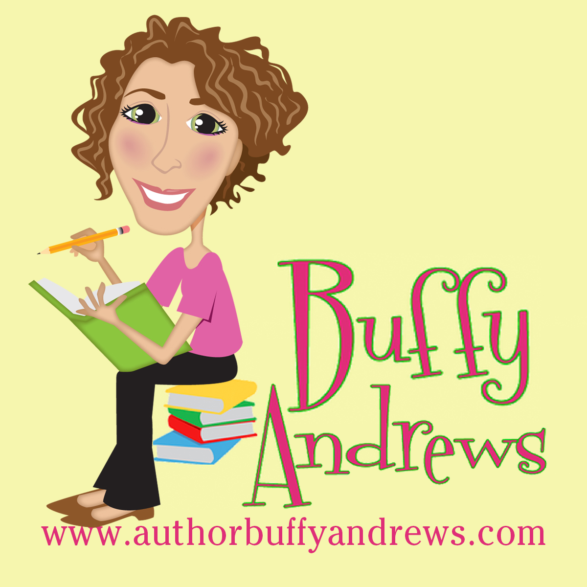 Author Buffy Andrews