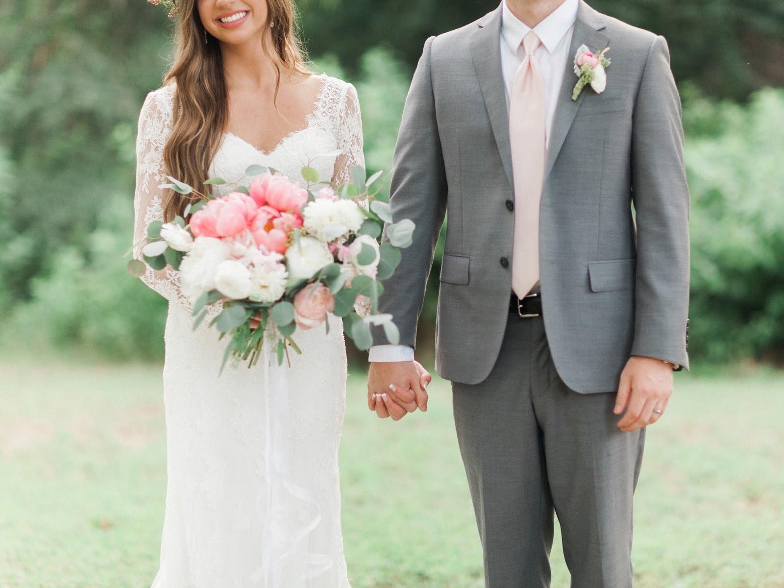 Marshall coover wedding