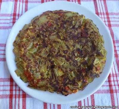 cocina naturista,comida natural,tortilla, ingredientes naturistas