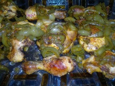 a15 اسهل دجاج مشوي غير بالفلفل