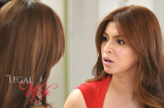 Angel Locsin as Monica in 'The Legal Wife'