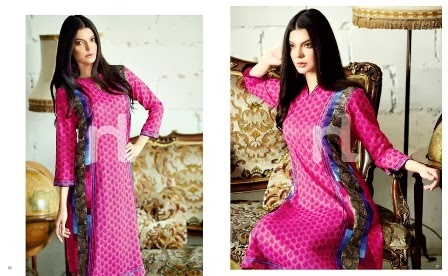 Nishat Linen Pret Lawn Dresses