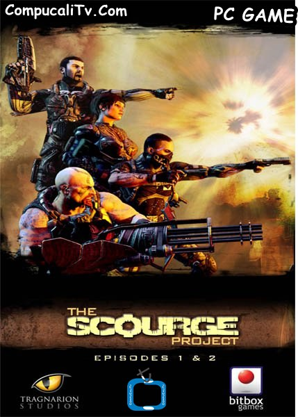 The Scourge Project Episodes 1 Y 2 [PC Full] Español [ISO] DVD5