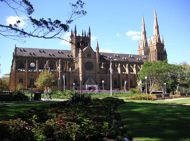 Visita Sidney, Australia