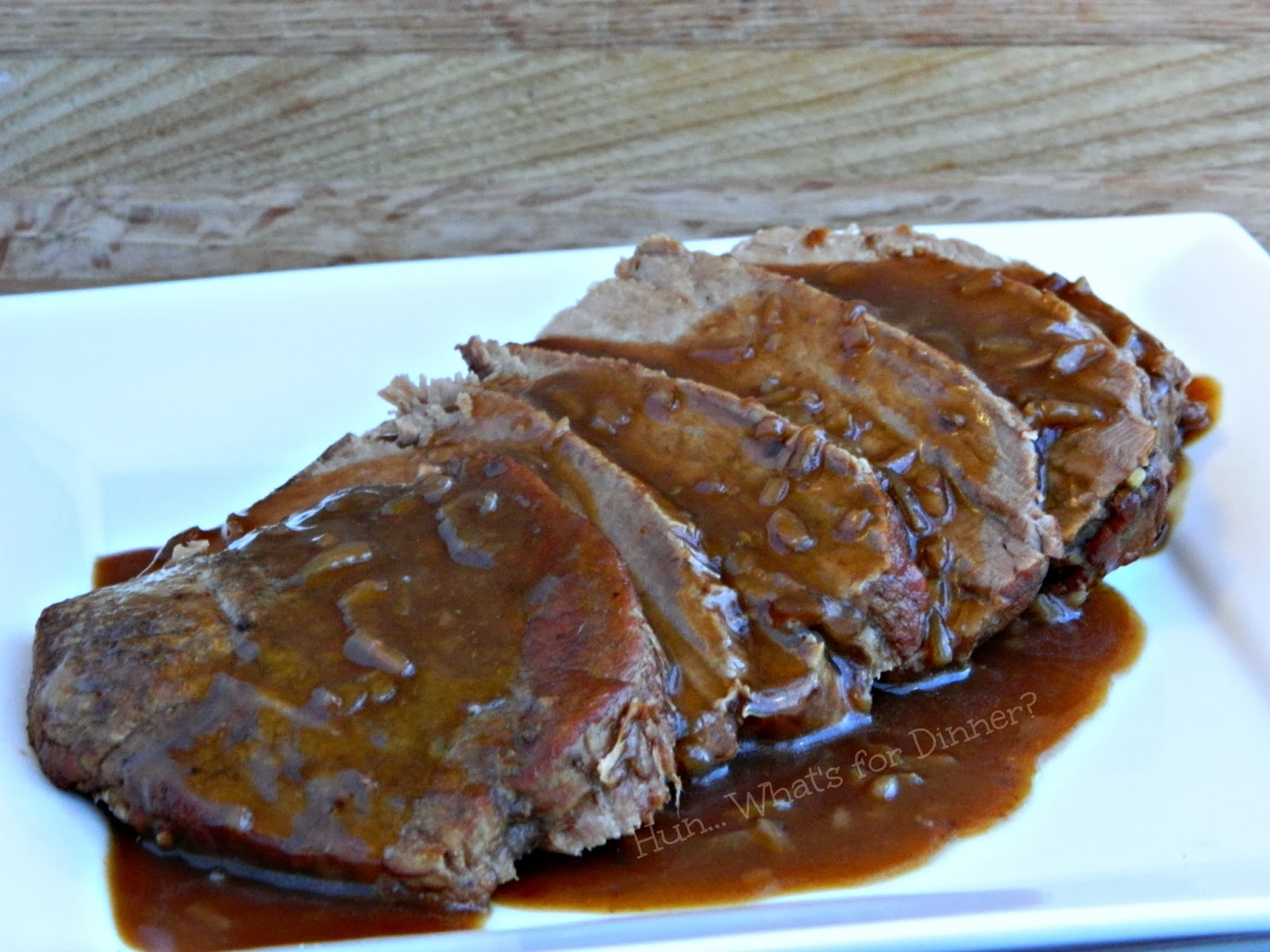Crock Pot Roast Beef