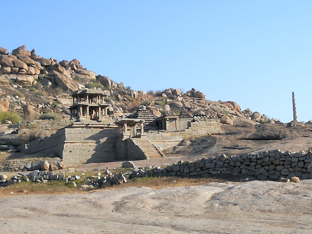 Храм в Хампи