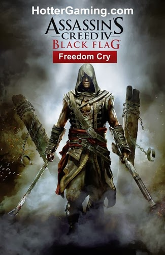 Assassin's Creed IV Black Flag Freedom Cry Cover Photo