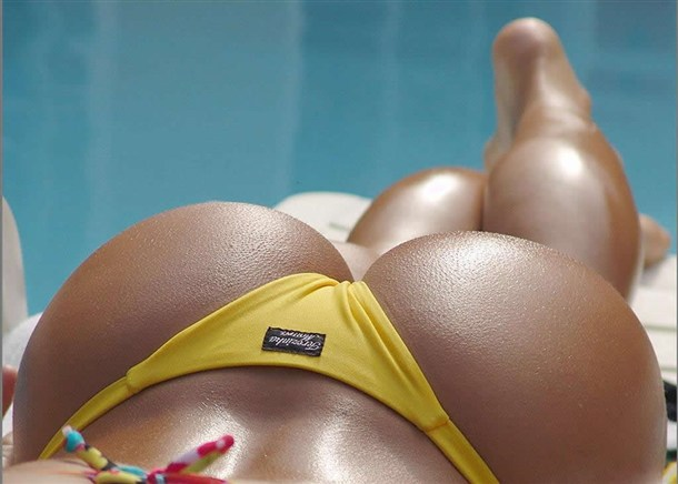 Sexiest Asses in the World