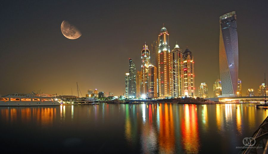 20. Dubai Marina by AOUN PHOTO