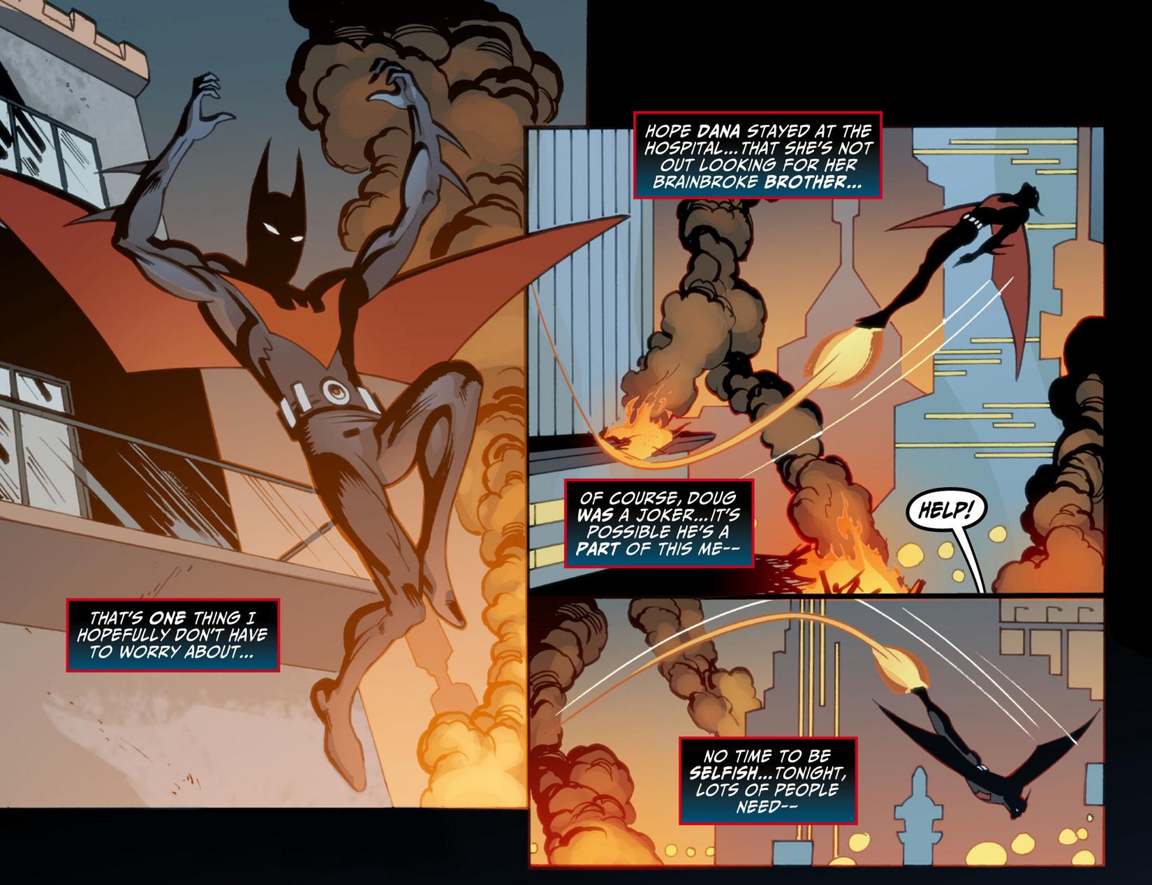 Batman Beyond (2012) Issue #12 #12 - English 21