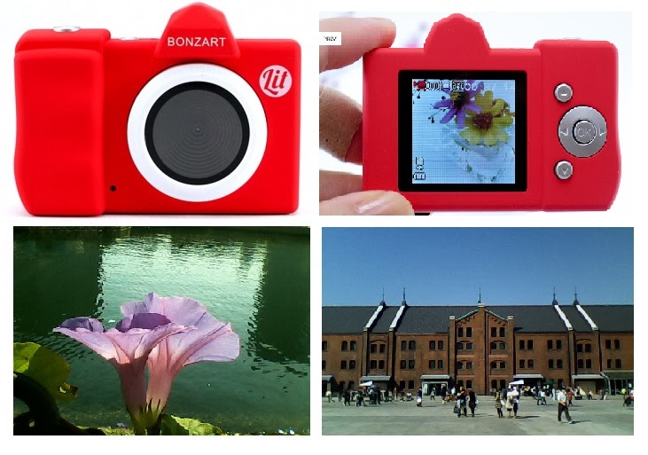 Bonzart LIT mini digital camera