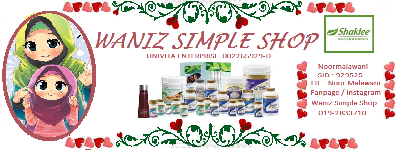 WANIZ SIMPLE SHOP