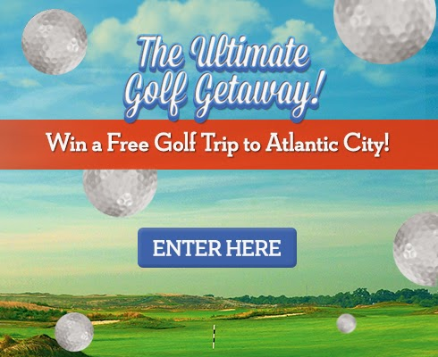 golf vacation contest
