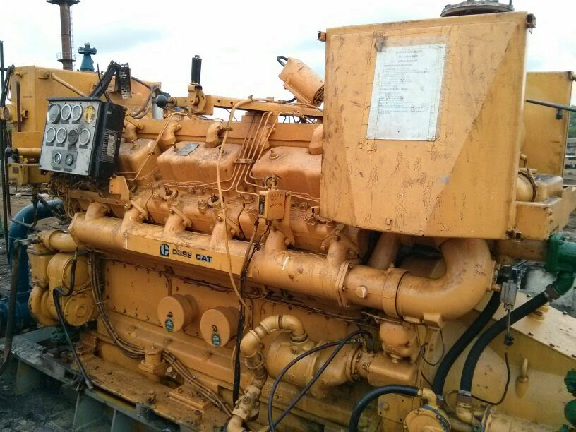 CAT 3412 marine propulsion engine for sale