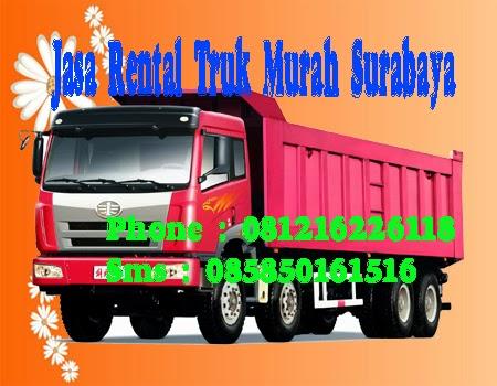 Jasa Rental Truk CDD Doubel Surabaya-Kuningan