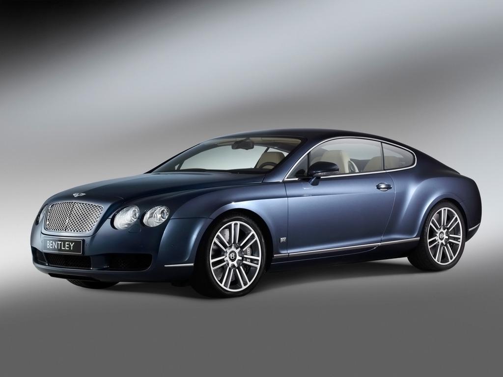 Cool Wallpapers: Bentley Continental GT