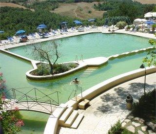 Toscane - Bagno vignoni hotel posta marcucci ...