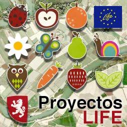 Proyectos LIFE Ayto. Zaragoza