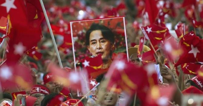 胡少江:民主在缅甸的历史性胜利