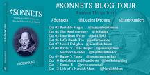#Sonnets Blog Tour