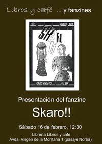 Presentación Skaro 02 En...