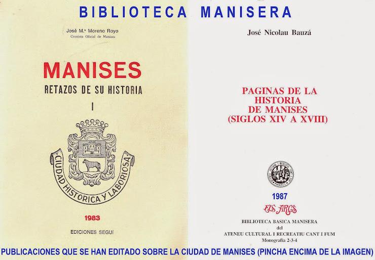BIBLIOTECA MANISERA