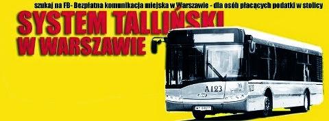 Warsaw like Tallinn