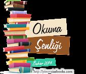 Okuma Şenliği ~ Bahar 2014