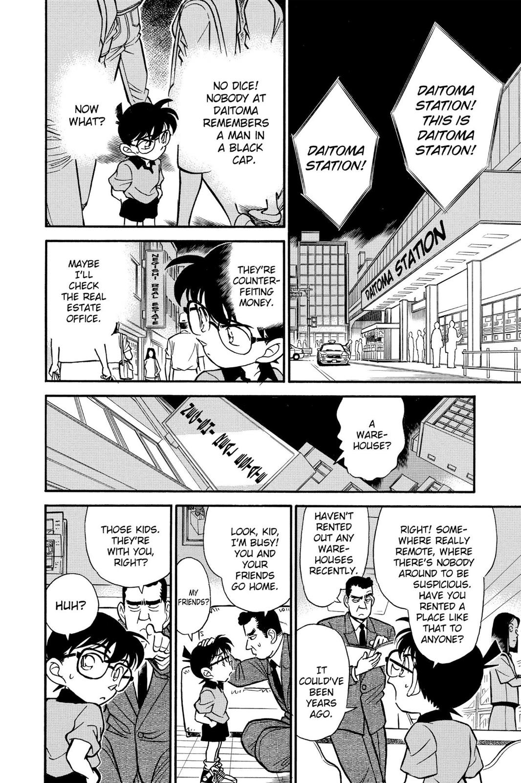 Detective Conan Chapter 177 v2 page 8