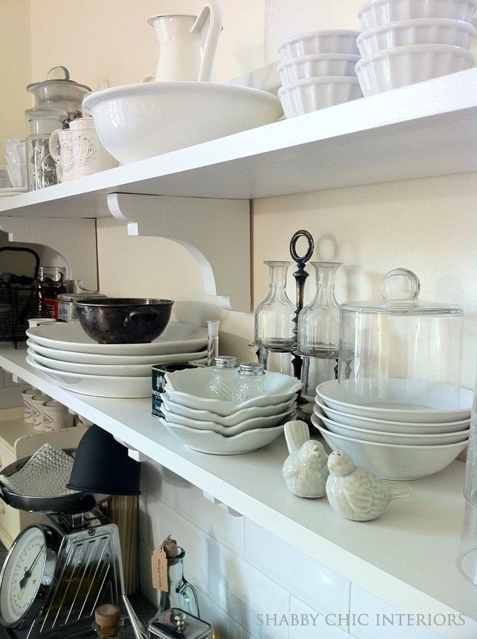 Dettagli in cucina   shabby chic interiors