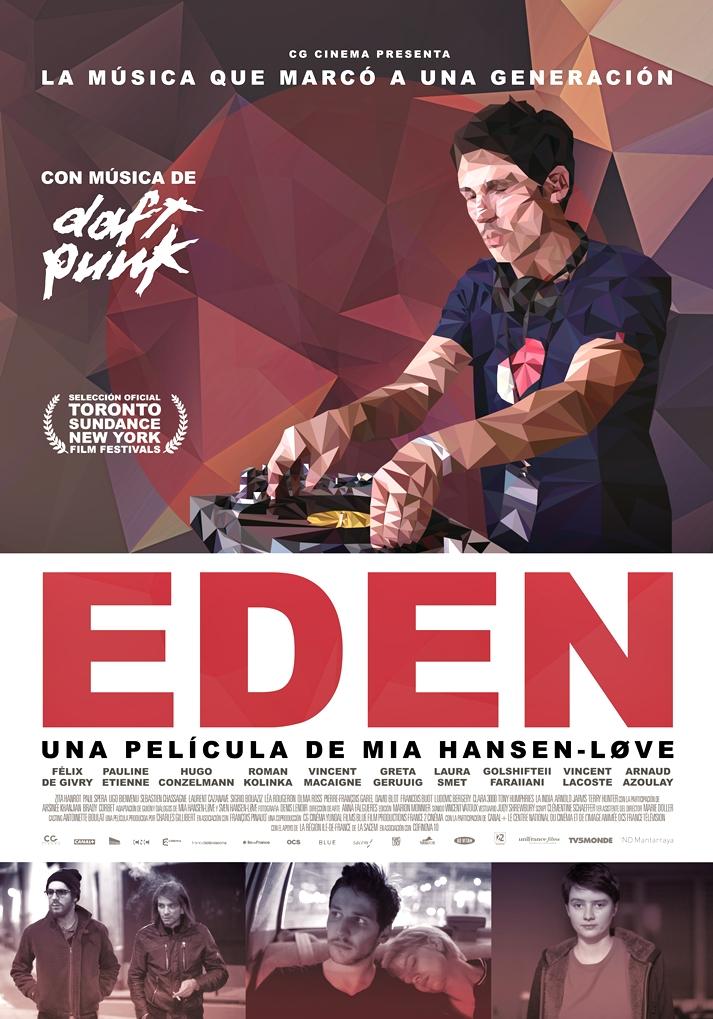 Eden póster