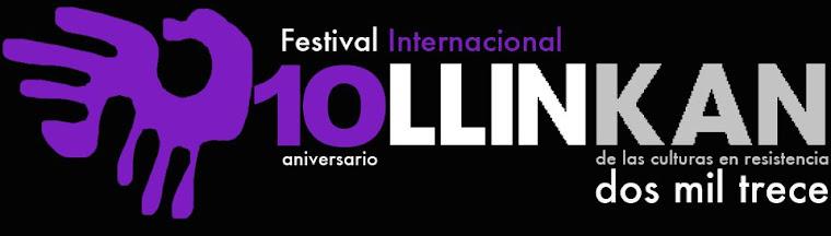 Ollin Kan 2013 del 2 al 12 de mayo en Coyoacán