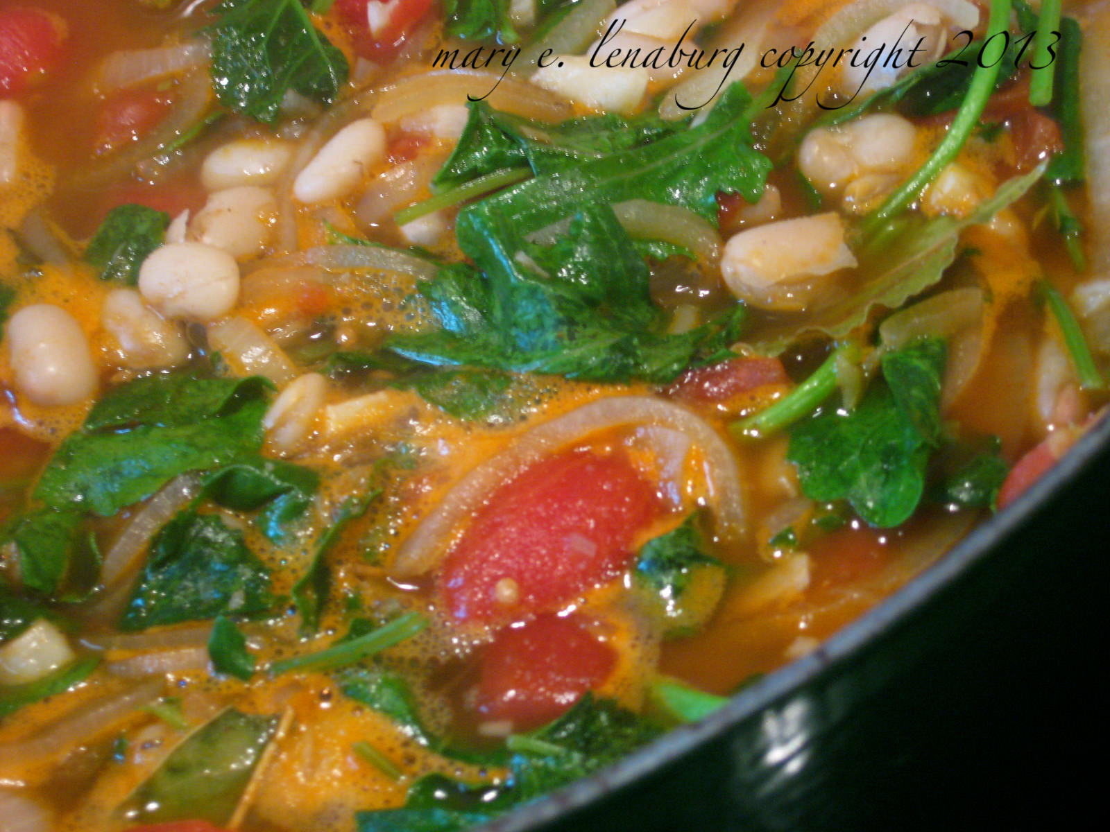Passionate Perseverance: tasty tuesday ~ white bean and ...