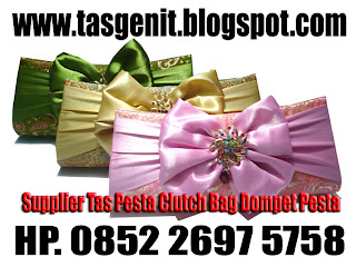 tas pesta songket, clutch bag unik