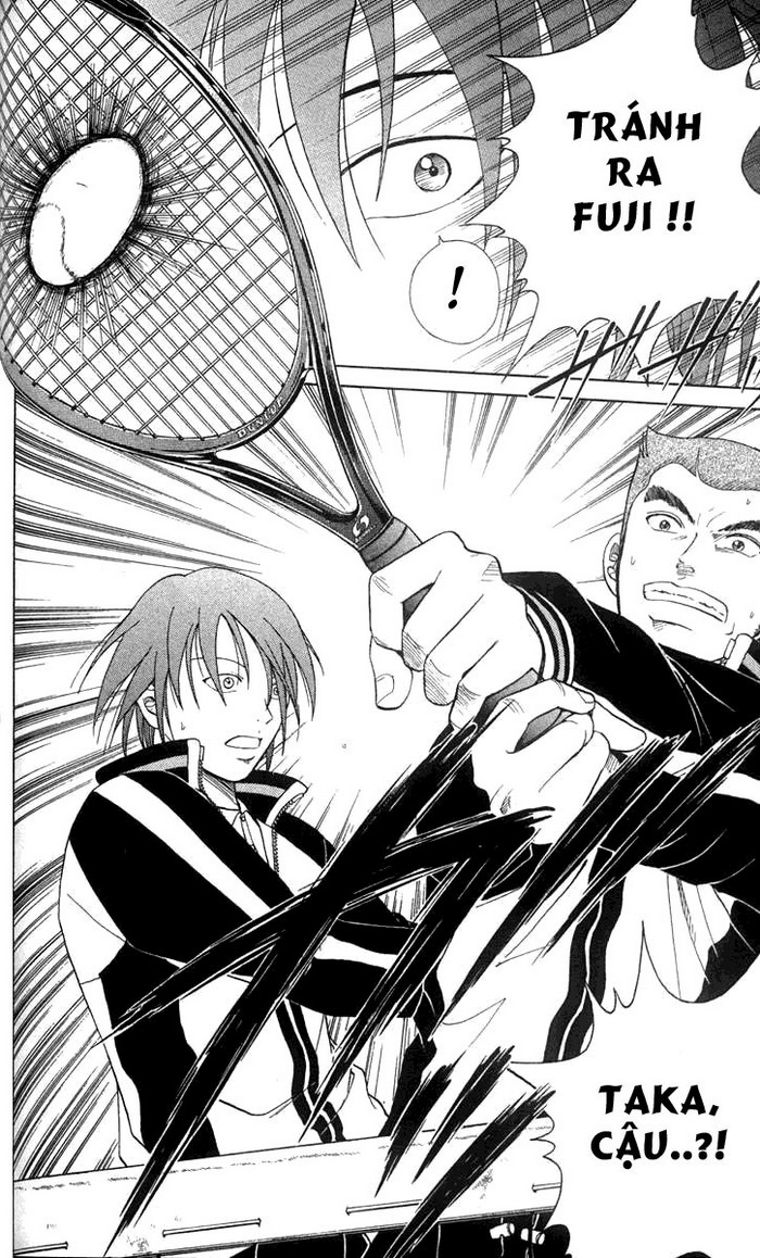 Prince of Tennis chap 28 Trang 12