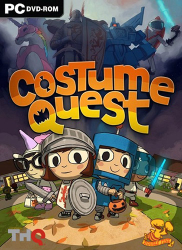 Free Download Costume Quest PC Game Full Version