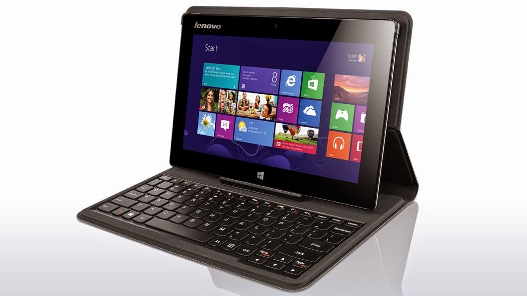 Lenovo Tablet Windows 8