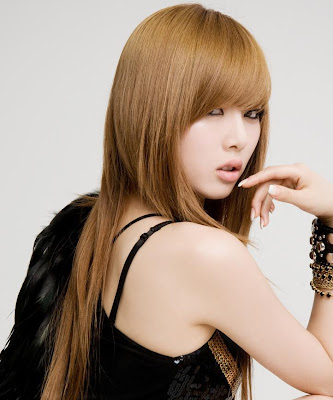 Foto Hot Hyuna 4Minute