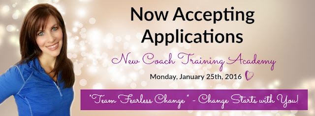 Dream Big, Set Goals, Team Fearless Change, Beachbody Coaching now accepting Applications,  Julie Little Fitness