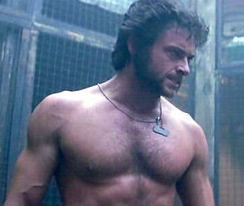 Hugh jackman nude wolverine