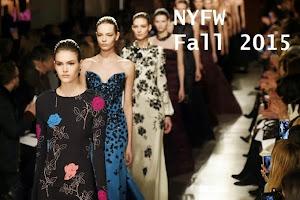 NYFW Fall 2015