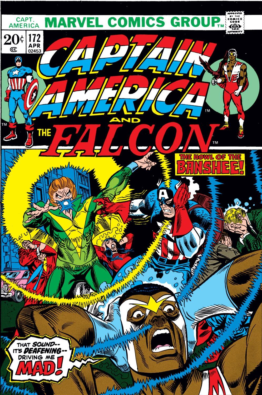 Captain America (1968) Issue #172 #86 - English 1