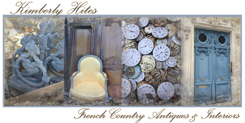 Kim Hites French Country Antiques Interiors